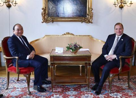越南政府总理阮春福圆满结束对俄罗斯、挪威和瑞典的正式访问 hinh anh 4