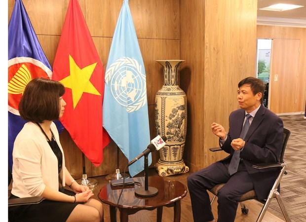 越南当选联合国安理会非常任理事国的机会很大 hinh anh 1