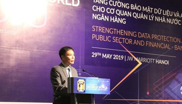 加强国家管理机关和金融银行业数据保密及网络安全工作 hinh anh 2