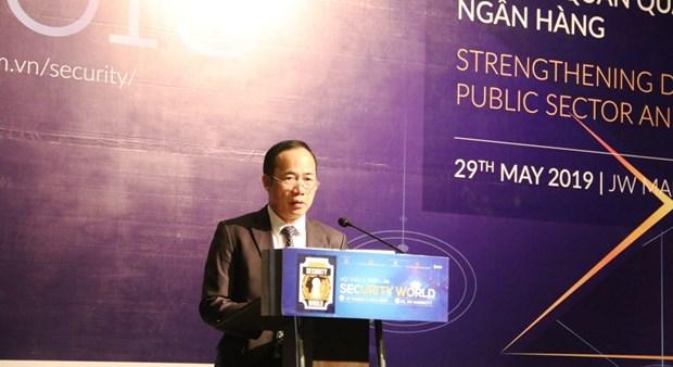 加强国家管理机关和金融银行业数据保密及网络安全工作 hinh anh 3