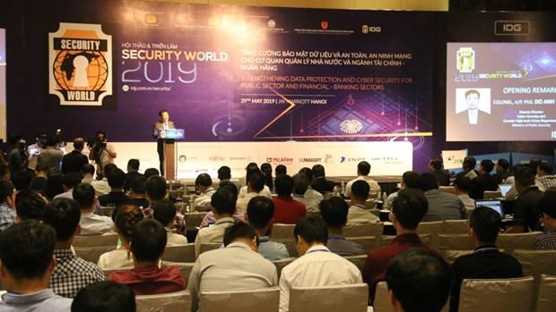 加强国家管理机关和金融银行业数据保密及网络安全工作 hinh anh 1