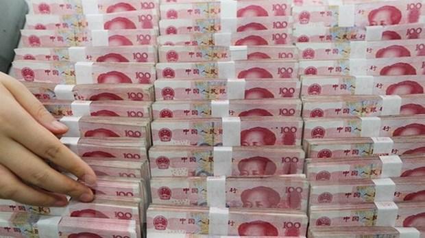 广宁省逮捕非法运输货币的两名外国嫌疑人 hinh anh 1