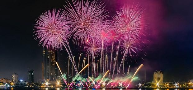 2019年岘港市国际烟花节筹备工作就绪 hinh anh 2