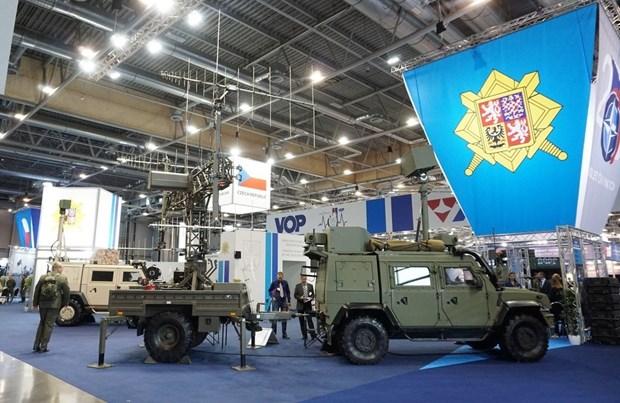 越南参加捷克布尔诺国际安防展览会 hinh anh 2