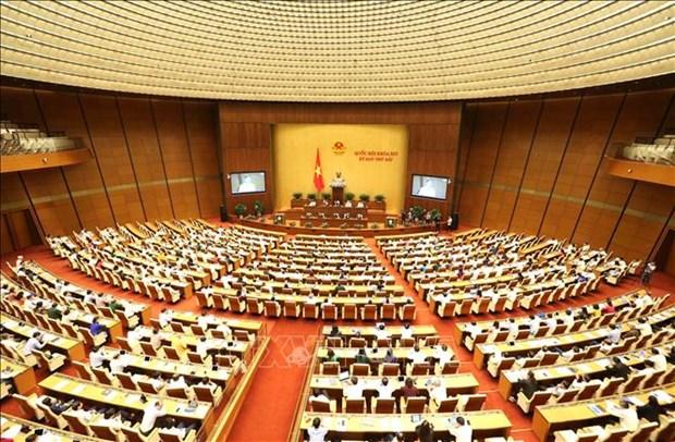 越南第十四届国会第七次会议:大力改善投资营商环境 为人民和企业创造便利 hinh anh 2
