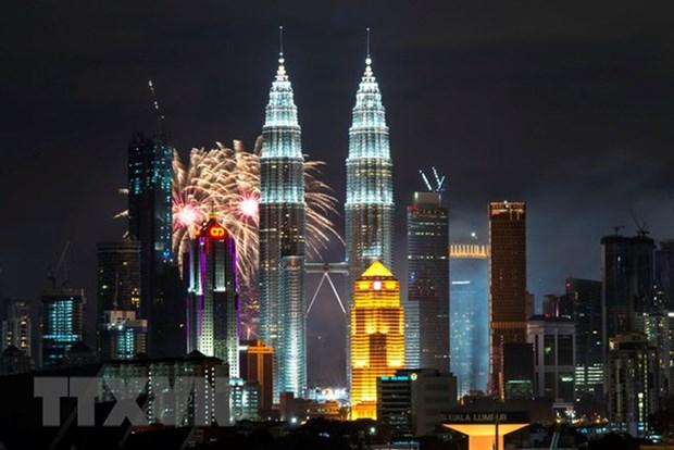 新加坡和马来西亚经济释放积极信号 hinh anh 2