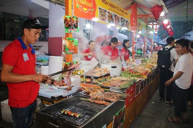 2019年越泰消费品和食品展览会开幕 hinh anh 1