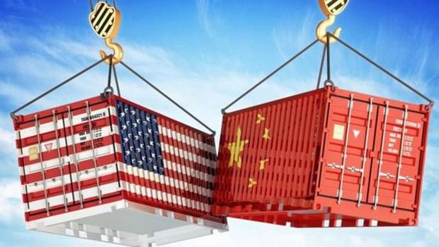 中美贸易战中的亚洲 hinh anh 1