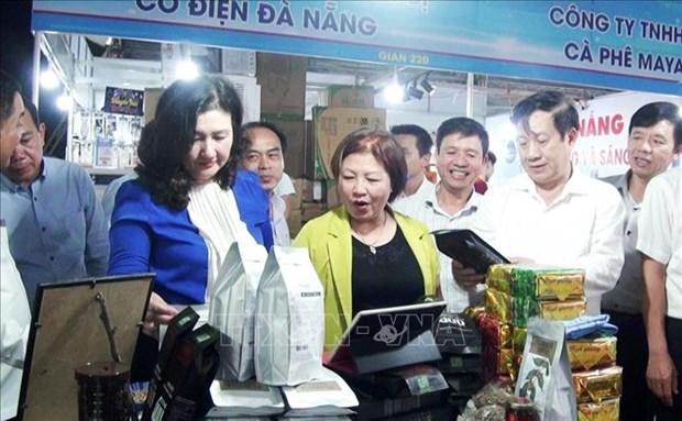2019年国际贸易工业博览会开幕 hinh anh 1