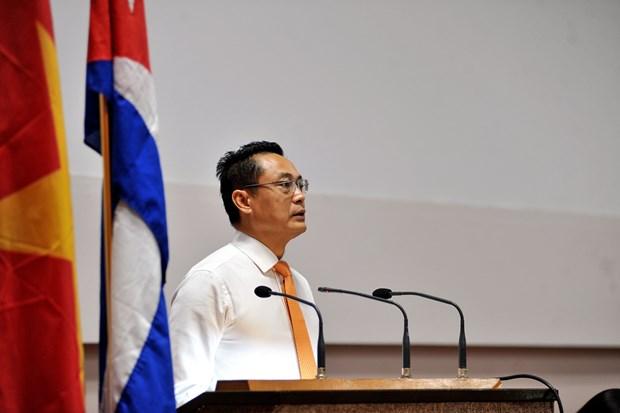 越南古巴水稻生产合作项目(五期)正式启动 hinh anh 3