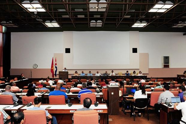 越南古巴水稻生产合作项目(五期)正式启动 hinh anh 1