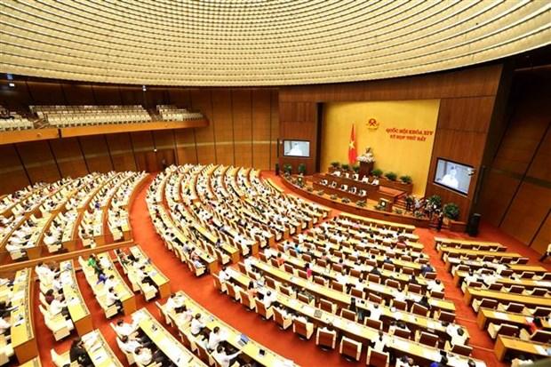 越南第十四届国会第七次会议公报(第九号) hinh anh 1