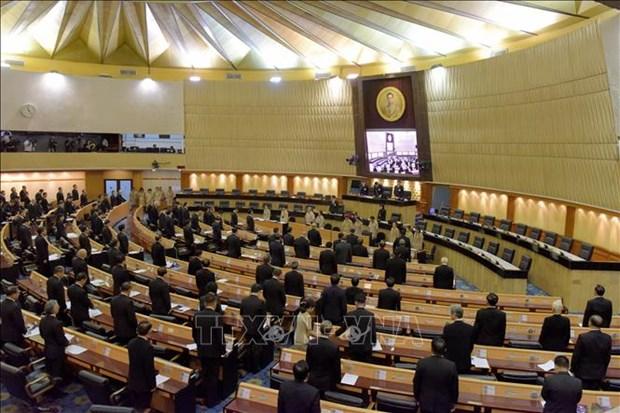 泰国选举委员会公布下议院选举完整结果 hinh anh 1