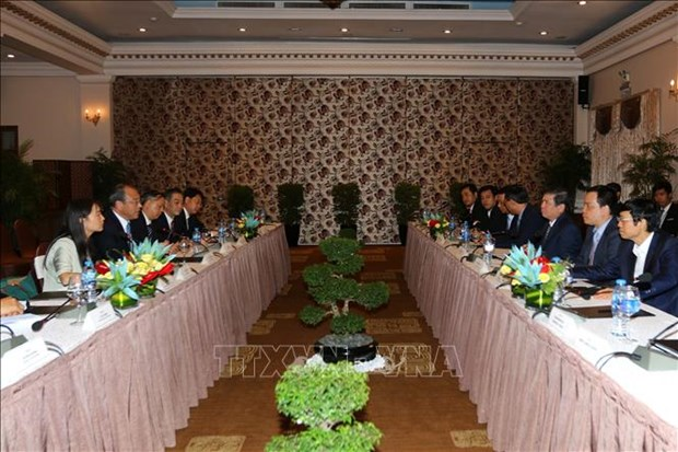 胡志明市与中国云南省加强多领域合作 hinh anh 2
