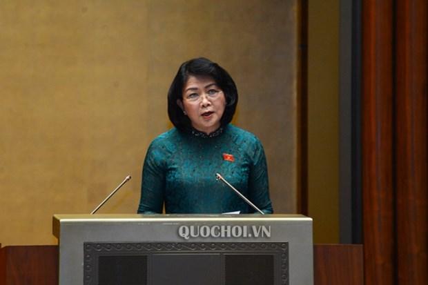 加入国际劳工组织第98号公约 – 越南落实国际贸易协定的努力 hinh anh 1