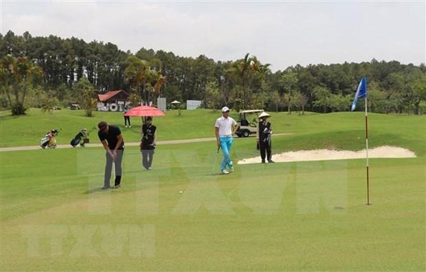 三大高尔夫公开赛将于今年7月在芽庄市举行 hinh anh 1
