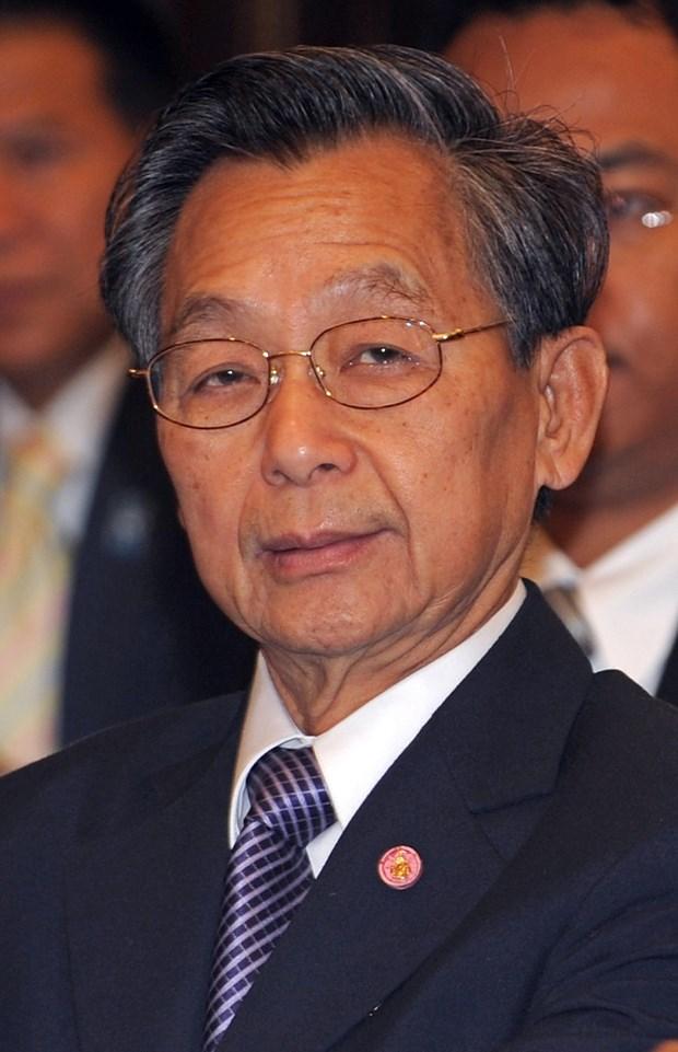 泰国国会将于6月5日选举新任总理 hinh anh 1