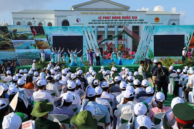 越南愿与国际社会携手保护环境 保护健康的海洋 hinh anh 2