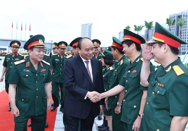 阮春福总理:到2025年Viettel要跻身世界十大电信企业行列 hinh anh 3