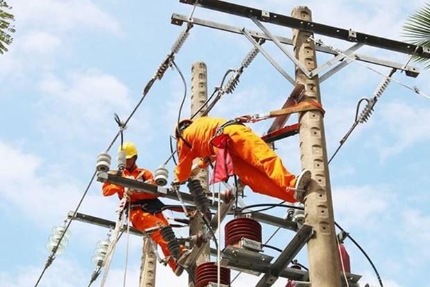 越南从中国和老挝的电力进口增加 hinh anh 1