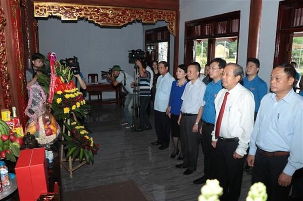 2019年夏天志愿服务战役启动仪式在北件省举行 hinh anh 3