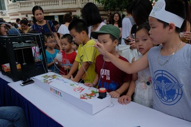 2019年以色列儿童节:儿童夏天良好娱乐平台 hinh anh 2