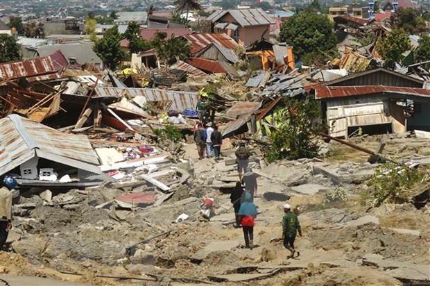 印尼苏门答腊岛发生6.2级地震 尚无人员伤亡报告 hinh anh 1