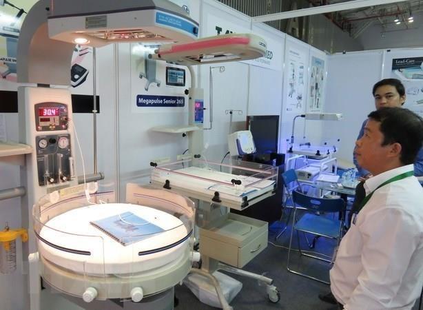 胡志明市促进与韩国京畿道在医疗领域的合作 hinh anh 1