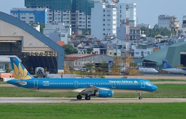 越南航空开通岘港至釜山直达航线 hinh anh 1