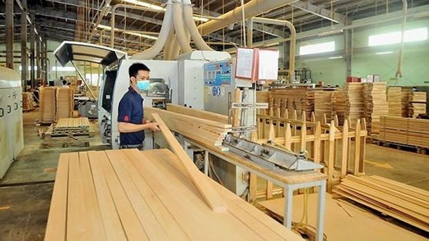 2019年前5月越南林产品出口增长近20% hinh anh 2