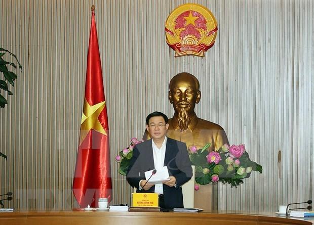 政府副总理王廷惠:未来应当提升融入全球经济一体化进程的层次和水平 hinh anh 1