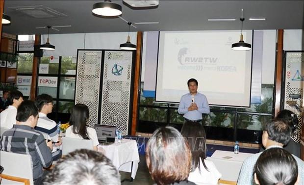 韩国创业型企业寻找越南市场和投资机会 hinh anh 1