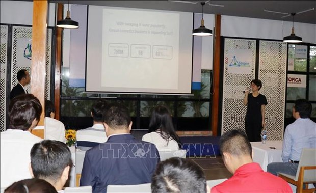 韩国创业型企业寻找越南市场和投资机会 hinh anh 2