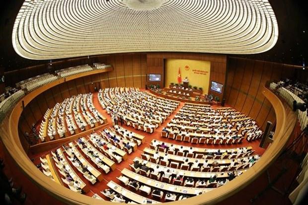 越南第十四届国会第七次会议:质询和答复质询活动今天开始 hinh anh 2