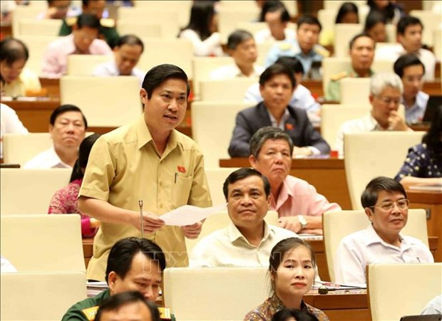 越南第十四届国会第七次会议公报(第十二号) hinh anh 1