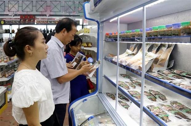 越南老街是推进越中产品进出口交易的重要桥梁 hinh anh 1