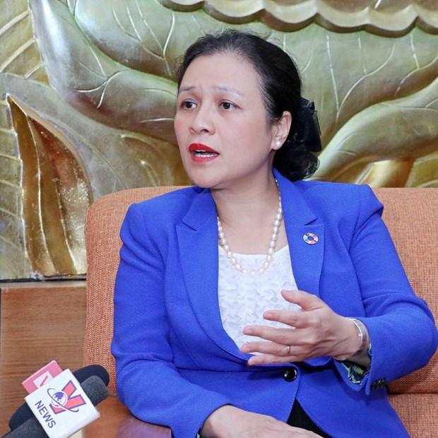 越南对联合国安理会非常任理事国席位竞选持有乐观态度是有依据的 hinh anh 1