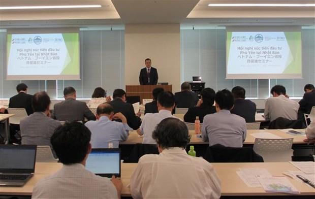 富安省呼吁日本投资者对6个项目进行投资 hinh anh 2