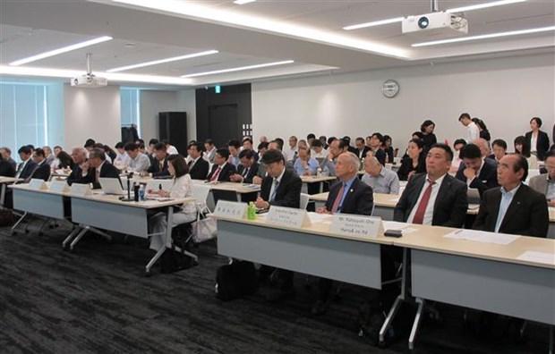 富安省呼吁日本投资者对6个项目进行投资 hinh anh 1