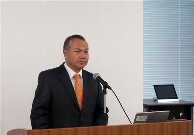 富安省呼吁日本投资者对6个项目进行投资 hinh anh 3