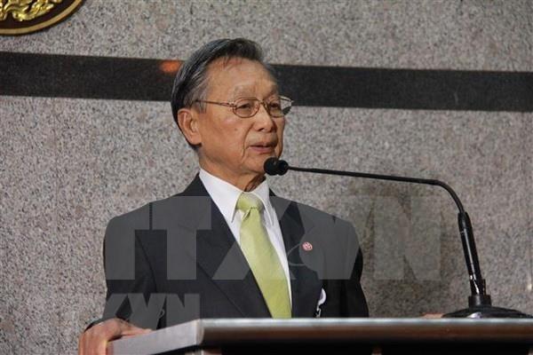 越南国会主席阮氏金银向泰国国会主席和上议院议长致贺电 hinh anh 1