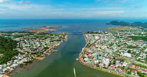 越南坚江省成功引进49个FDI项目 hinh anh 1