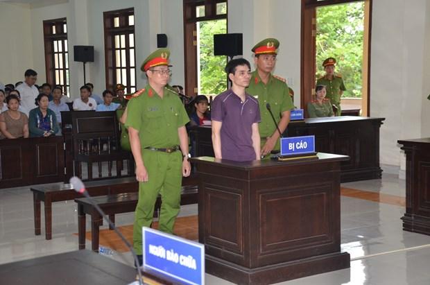 在社交网上传播诋毁污蔑党和国家信息的犯罪嫌疑人被判处6年徒刑 hinh anh 1