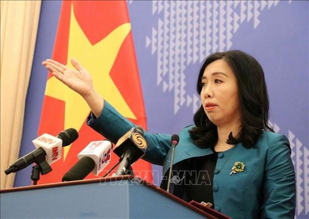 越南为参加联合国安理会非常任理事国席位竞选做出积极准备 hinh anh 1