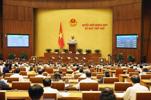 越南第十四届国会第七次会议公报(第十四号) hinh anh 1