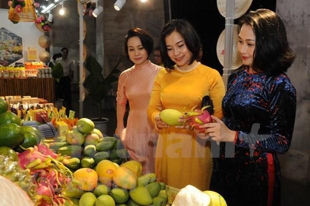 越南大力促进农产品和食品出口中国 hinh anh 1