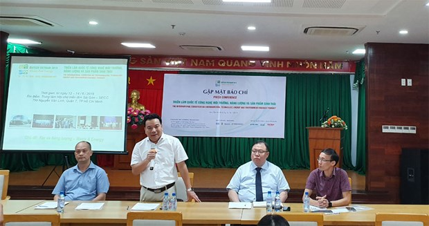 2019年环境技术国际展览会即将举行 hinh anh 1