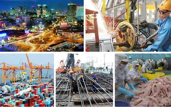 国际权威组织对越南经济做出乐观认定 hinh anh 1