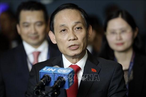 越南以高票当选联合国安理会非常任理事国 hinh anh 3