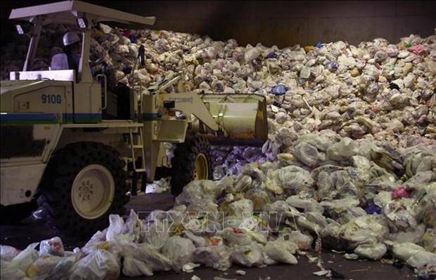 日本向东南亚出口垃圾处理及焚烧发电技术 hinh anh 1